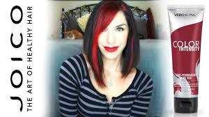 Satin Hair Color Chart Joico Hair Dye Review And Demo Joico Vs Splat How I Dye My Hair