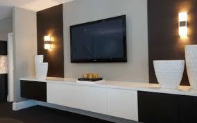 livingroom wall modern living room wall mount tv design ideas