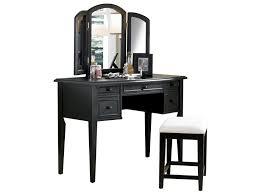 Bedroom Vanities With Mirrors by Black Bedroom Vanities And Canova Makeup Vanity By Alf Modern