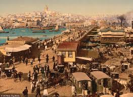 Constantinople Ottoman Empire Days Of Ottoman Empire S Istanbul In Coloured Pictures