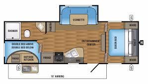jay flight travel trailers floor plans jayco jay flight slx 242bhs rvs for sale camping world rv sales