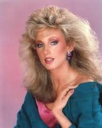 1980s feathered hair pictures i may have rocked the feathered bang look oh my throwback