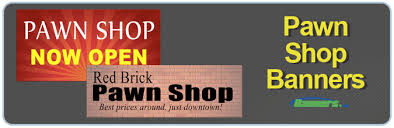 pawn shop banners we buy gold banners banners