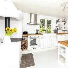 cuisine rustique blanche 15 plans de travail inspirants pour une cuisine blanche cuisine
