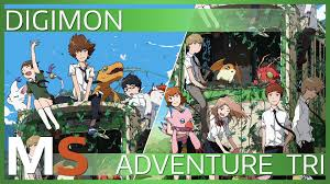 digimon adventure digimon adventure tri saikai fall premiere first of 6 part