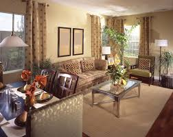 Living Room Without Rug Living Room Modern Living Room Design With Brown Fabric Sofa
