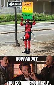 Wolverine Picture Meme - 16 super funny memes of deadpool and wolverine that will make you