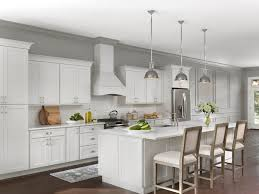 gray kitchen cabinets with white crown molding kitchen design tips for a meet up of cabinets and