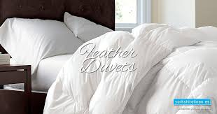 Duvets Duvets From Yorkshire Linen Buy Quality Hollowfibre And Down Duvets