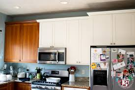 milk paint colors for kitchen cabinets diy painting our kitchen cabinets with white milk paint