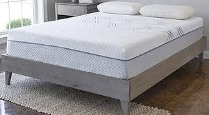10 inch gel memory foam mattress vs 12 inch memory foam hybrid