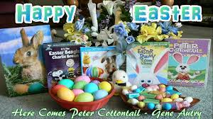 happy easter peter cottontail gene autry