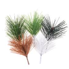 aliexpress buy 5pcs artificial plant plastic pine needles