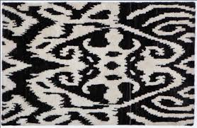 parlour mini ikat rugs from abc home