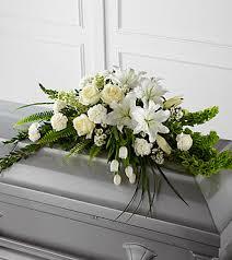 casket spray the ftd resurrection casket spray