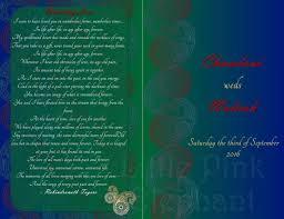 hindu wedding program hindu wedding program indian printable diy bridal shower indian