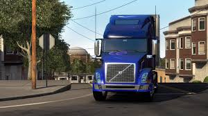 volvo commercial vehicles volvo vnl 780 on american truck simulator american truck