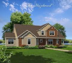 hazelwood 4424 square foot cape floor plan