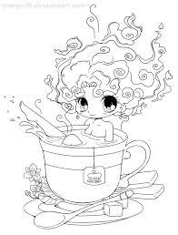 11 images of cupcake anime chibi coloring pages anime chibi