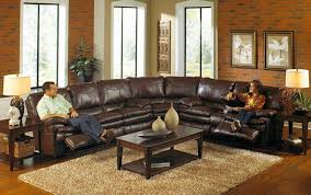Leather Electric Reclining Sofa 49 White Leather Power Reclining Sofa Cannon Leather Power