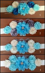 how to make the cutest baby shower corsage pink blue any color
