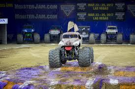 monster truck show las vegas monster jam roars into the ppl center photos michael hujsa