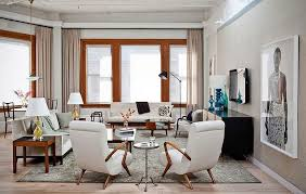 Elegant Eclectic Style Apartment In Manhattan New York BetterHome - New york interior design style