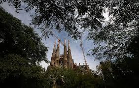 barcelona u0027s gaudi church begun in 1882 enters final years of