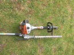 stihl long reach hedge trimmer in wells somerset gumtree