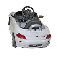 bmw electric car bmw z4 kids 6v electric ride on toy car w parent remote control