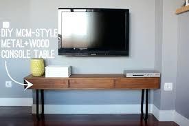 console table under tv tv console table inspiringtechquotes info