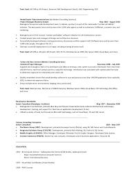 Cto Sample Resume by Ulrich Nielsen Resume Cto Enterprise Architect It Director 2015