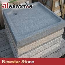piatto doccia pietra g654 granito grigio scuro piatto doccia in pietra buy product on