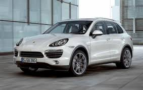 Porsche Cayenne S Hybrid - 2012 porsche cayenne information and photos zombiedrive