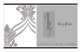 Professional Interior Design Portfolio Examples by Interior Design Portfolio