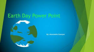 a day to celebrate the planet that we call home ppt