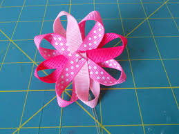make a two layer loop bow the hairbow center blog