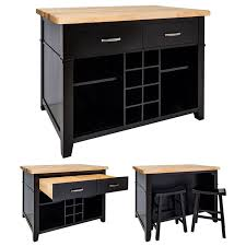 11 best black kitchen islands images on pinterest kitchen carts