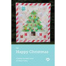 happy christmas quilt pattern paper pattern u2013 stately type