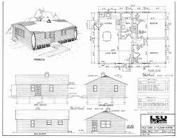 cabin blueprints 52 free diy cabin and tiny home blueprints diy cozy home