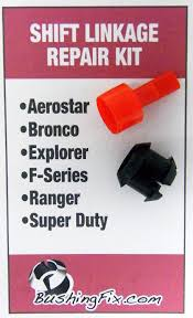 amazon com bushing fix tb1kit9 transmission shift cable bushing
