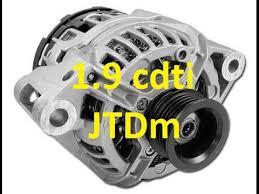 how to remove alternator 1 9 cdit z19dth z19dt z19dtl vectra astra