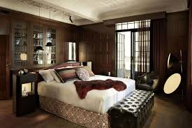 bedroom bedroom furniture modern benches and black tufted
