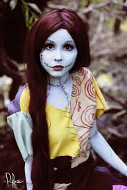 Halloween Snow White Makeup by The Nightmare Before Christmas Sally By Shlachinapolina Deviantart