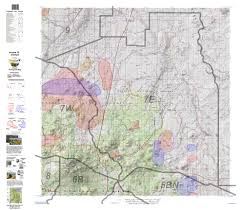 Colorado Hunting Units Map by Untitled Document