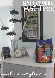 diy halloween bat tree home everyday