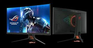 The Best 27 Inch Gaming Monitors For August 2017 by Asus Pg27vq U2013 Latest 1440p G Sync Monitor With 1800r Curve