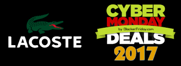 lacoste cyber monday 2017 sale cyber week 2017