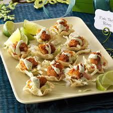fish taco bites recipe taste of home