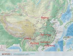 Changsha China Map by I Got A Toddler For Christmas Perry Marshall